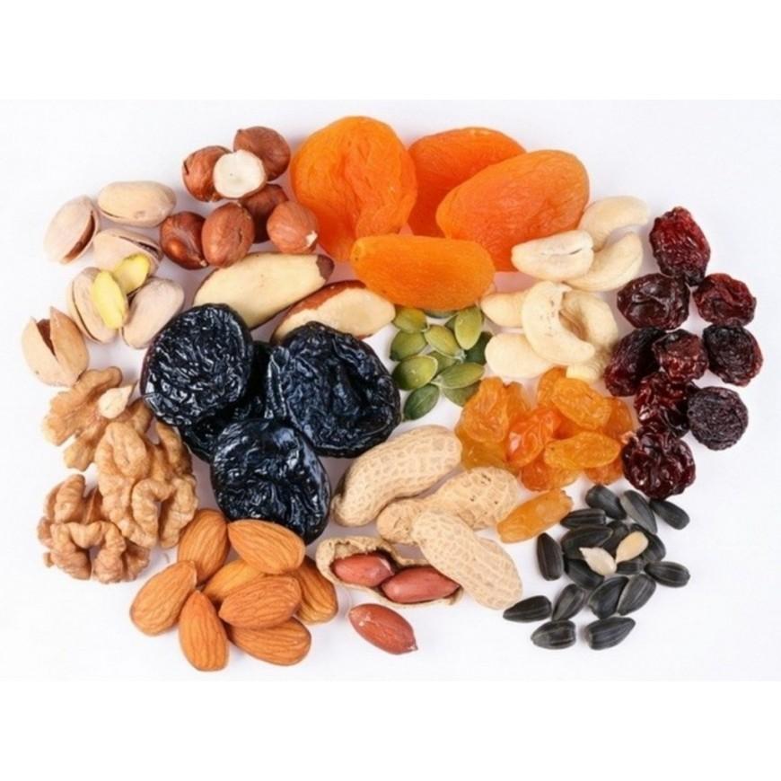 Орехи,сухофрукты